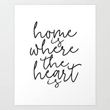 home sweet home home is where the heart is home sign home wall