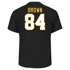 Brown Shirt Jersey Antonio Antonio Brown