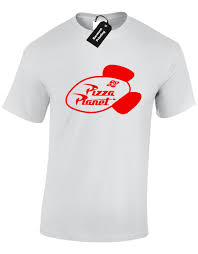 Pizza Shirt Designs Pizza Planet Mens T Shirt Wholesale Discount Woody Wholesale Discount Funny Design S 5xl Coolest T Shirts Online Buy Shirt Designs From Zaeystore