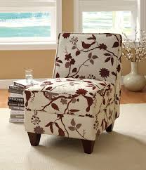Burgundy Accent Chair Furniture White With Tree Brown Design Upholstered Accent Chairs