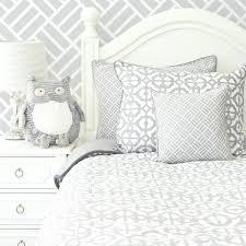 gray and white big kid bedding white fluffy duvet covers