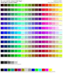 Sample Html Color Code Chart Colors HTML Color Codes For Web Designers Tech Yuva Hex Codes 2