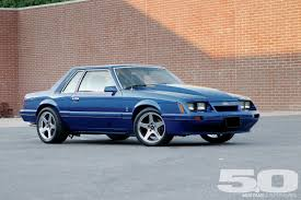 1986 Ford Mustang LX - Dream Thriller Photo & Image Gallery