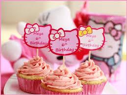 Kue Ulang Tahun Hello Kitty Lunetta Online Home Made Cakery