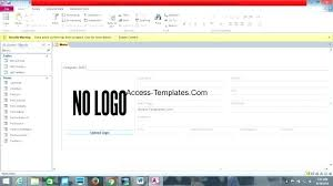 Microsoft Office Access Templates Office Access Ms Warehouse Management Template Inventory Student