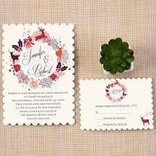 christmas inspired winter holiday wedding invitations bracket Wedding Invitations Christmas cheap scallop unique christmas themed winter wedding invitations ewis365 wedding invitations christian
