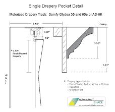 rod motorized dry crown pocket detail