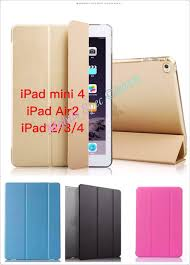 apple ipad air mini 2 3 4 5 6 pro 9 7 smart cover leather case casing
