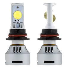 open box led headlight kit 9007 led headlight bulbs conversion led headlight kit 9007 led headlight bulbs conversion kit front profile view