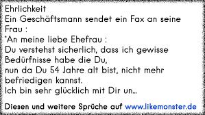 Ehrlichkeitein Geschäftsmann Sendet Ein Fax An Seinefrau An Meine