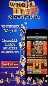 trivia celebrity games for s