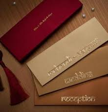 Wedding Card Design With Price In Delhi Nikah The Designer Wedding Cards Located In Lakdikapul Offer