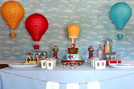 Uncategorized Hot Air Balloon Decorations hot air balloon party comicjumps  com balloon