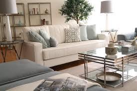living room grey and blue room ideas white striped area rugs decorative ceramic vase ceramics