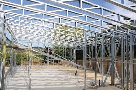 steel framing has been around for decades in the commercial building sector it s only more recently that home owners have started to realise the value and