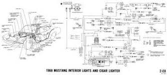 1969 mustang wiring diagram images ac wiring diagram 68 1968 mustang wiring diagrams and vacuum schematics