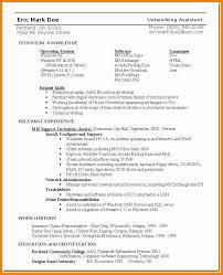 4 Skills Based Resume Template Word Latter Example Template