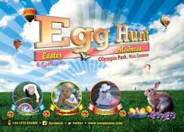 Egg Hunt Easter Flyer Template - Free Psd By Silentmojo On Deviantart