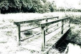 wooden bridge design over creek how to build a wooden bridge design timber best truss