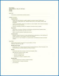Resume Examples For Hospital Volunteer Luxury Photos High School