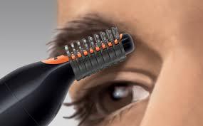 eyebrow trimmer men. philips norelco trimmer eyebrow men o