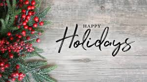 happy holidays images. Fine Happy Happy Holidays Text With Holiday Evergreen Branches And Berries Over Rustic  Wooden Background Stock Photo In Images
