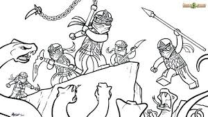 Lego Ninja Coloring Pages Ninja Coloring Page Lego Ninjago Colouring