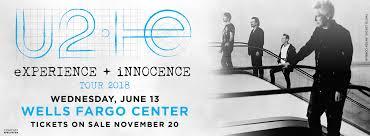 Wells Fargo Center Seating Chart U2 U2 Brings The Experience Innocence Tour To Wells Fargo