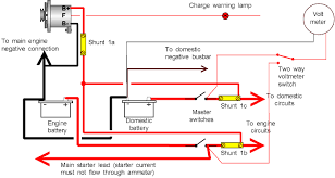 ammeter shunt wiring diagram shunt ammeter solar wiring diagram Ammeter Wiring-Diagram at Amp Meter Shunt Wiring Diagram