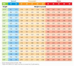 Weight Watchers Spreadsheet Or Measurement Chart For Weight