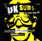 The Very Best Of: Before You Were Punk