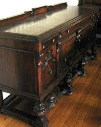 rockford furniture company. Antique West End Dining Buffet From The Rockford Illinois Furniture Company Early With