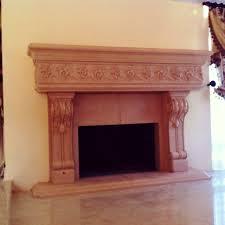 cast stone fireplaceantels