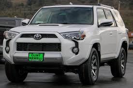 New 2018 Toyota 4Runner TRD Off Road Premium Sport Utility in ...