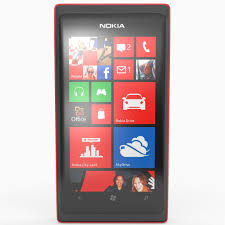 Nokia Lumia 505 3D Model #AD ,#Lumia ...