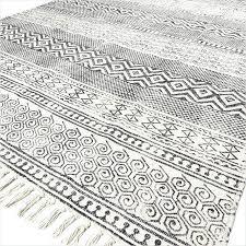 elegant black and white rug furniture black white rug ikea