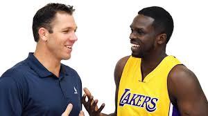 willie duggan lighting. Luol Deng Of Los Angeles Lakers Hopeful To Play Elsewhere Willie Duggan Lighting