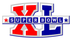 Super Bowl Roman Numerals Chart Super Bowl Xl Wikipedia