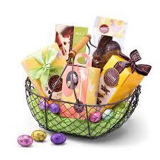 corné port royal easter cheer chocolate gift basket 01