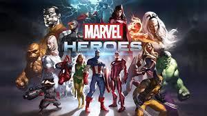 Marvel Heroes Wallpapers HD - Wallpaper ...