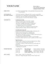 Cleaner Sample Resume Cleaner Resume Sample House Cleaning Resume