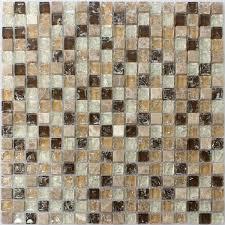 mosaic tiles glass natural stone broken emperador