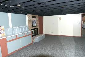 unfinished basement ideas. Basement Color Ideas With Black Ceiling Medium Size Of  Photos Unfinished