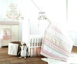 rose gold crib pink and bedding mint hot cot set per baby large size of beds navy and orange woodland crib bedding gold per pink set