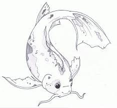 realistic koi fish drawing. Interesting Drawing RealisticKoiTattoobyKarianaSandeviantartcomondeviantART And Realistic Koi Fish Drawing F