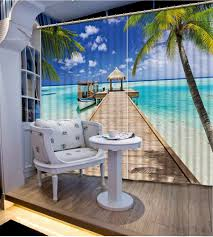 Light Blue Curtains Living Room Online Get Cheap Light Blue Curtains Aliexpresscom Alibaba Group