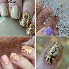 <b>1 Sheet Embossed 3D</b> Nail Arts Blooming Flower Decals | Shopee ...