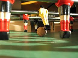 table football. table football a