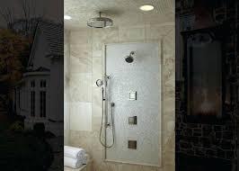 kohler rain head rain shower panel ambient rain shower panel ii digital showering system kohler rain kohler rain head rain shower