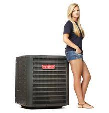5 ton condenser air conditioners goodman 5 ton 14 seer a c only condenser